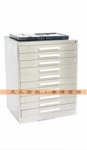 压片机模具柜压片冲模盘模具盒模具盛放工具压片模具柜子
