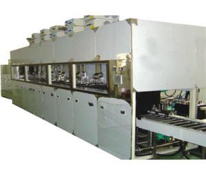 東莞華達PVD鍍膜前自動超聲波清洗機