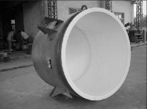 钢衬四氟反应釜 钢衬塑搅拌罐 滚涂喷涂反应罐