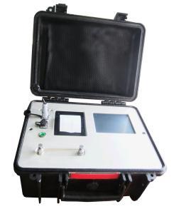 在線油液顆粒度檢測儀器