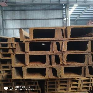 厂家直销河北进口英标槽钢高品质S275供应专业快速