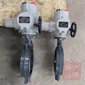 智能型电动执行器YQ30-KSJ小口径蝶阀配套