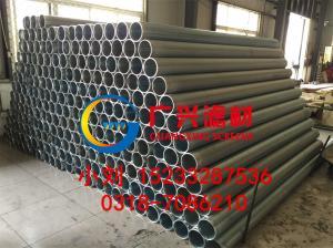 噴塑濾水管、全焊式不銹鋼繞絲篩管