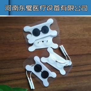 蝶型理療用體表電極片