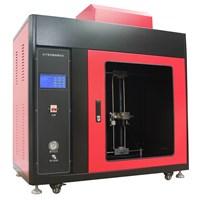 塑料燃烧性能的测试-水平法和垂直法测定仪