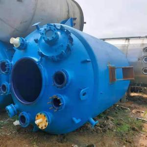 不銹鋼反應釜和搪瓷反應釜