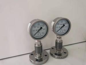 天津不銹鋼壓力表 普通型 天津定制