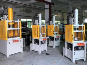 鎂合金壓鑄件加工水口沖切機 鋁合金油壓機