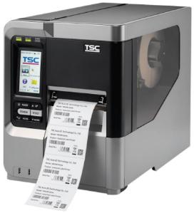 TSC MX240P系列條碼打印機 高賦碼