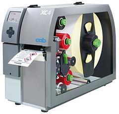 CAB XC雙色條碼打印機 高賦碼