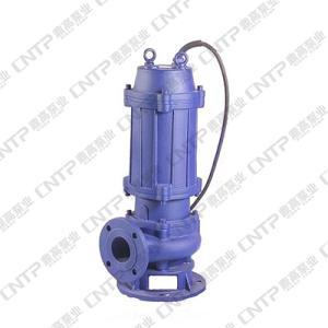 WQ系列潛水排污泵、JYWQ系列攪勻排污泵
