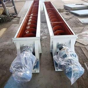 LS100螺旋輸送機廢紙將絞龍輸送機黏土粉絞龍螺旋輸送機