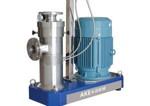 AKE 高剪切膠體磨  濕磨機