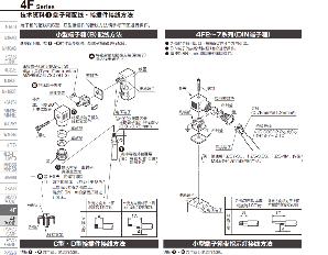 4F220-08-DC24V  CKD先導式電磁閥