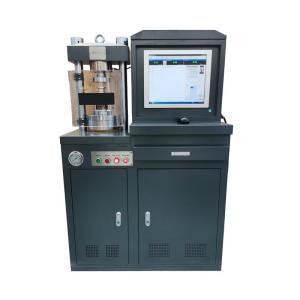 YAW-300D微機控制恒應力抗壓抗折試驗機