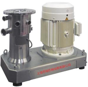 GBI粉液混合均質乳化機