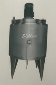 GK系列反應釜反應罐反應鍋攪拌罐反應設備
